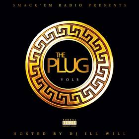 The Plug Vol 5 DJ ILL WILL front cover