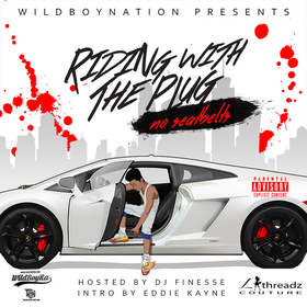 Riding With The Plug (No Seatbelts) WildBoyRa front cover