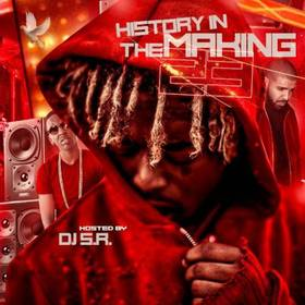 History In The Making 23 DJ S.R. front cover
