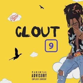 Clout 9 (Hosted By Dj Fame) Jae Lane front cover