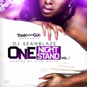 One Night Stand Vol. 1 DJ Seanblaze front cover
