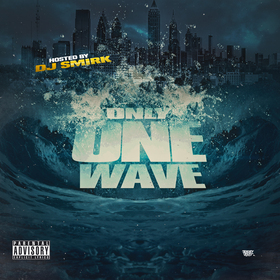 Only One Wave DJ Smirk front cover