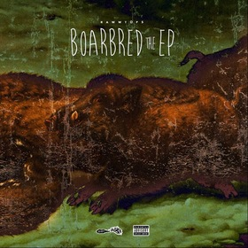 BoarBred The EP RawwTops front cover