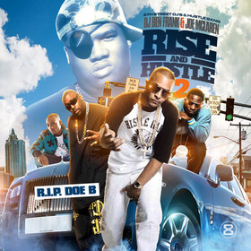Rise And Hustle 2 (R.I.P. Doe B) DJ Ben Frank front cover