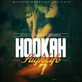 Hookah Highlife 7 DJ S.R. front cover