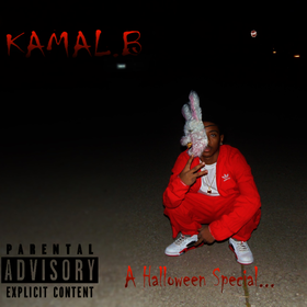 Kamal B - A Halloween Special Heavy G front cover