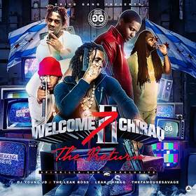 Welcome 2 Chiraq 7 (The Return) DJ Young JD front cover