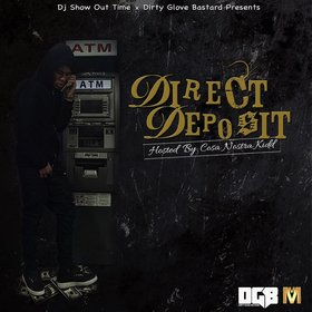 Direct Deposit Dj ShowOutTime front cover