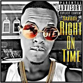 OffTop Sav - Right On Time Tru Go Getta front cover