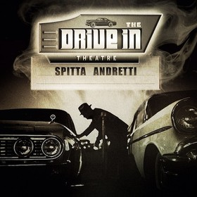The Drive In Theatre Curren$y front cover