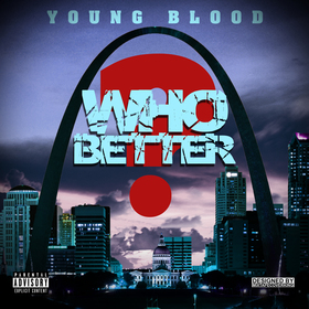 Who Better Young Blood front cover