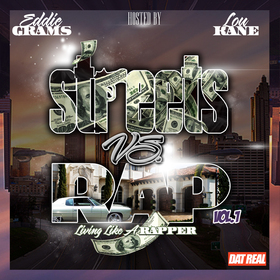 Streetz vs. Rap : Living like a rapper Eddie Gramz front cover