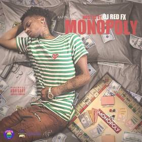Monopoly (Hosted By Dj RedFx) Rahn Rahn Splash front cover