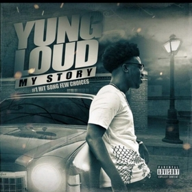 My Story OCO Yung Loud front cover