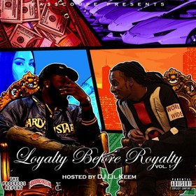 Loyalty Before Royalty Vol 1 FassCoupe front cover