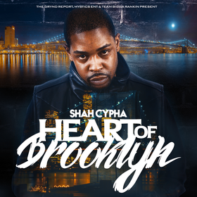 Shah Cypha - Heart of Brooklyn Tampa Mystic front cover