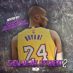 Show Me My Opponent 2 Dj ShowOutTime front cover