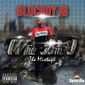 Who Am I BlocBoy JB  front cover