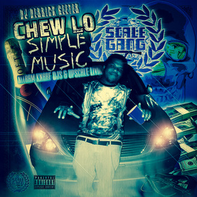 CHEW LO - SIMPLE MUSIC DJ DERRICK GEETER front cover