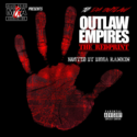 The Redprint TC Da Outlaw front cover