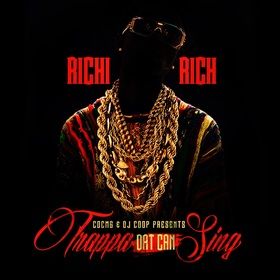 Trappa Dat Can Sing Richi Rich front cover