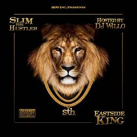 EastSide King Slim the Hustler front cover
