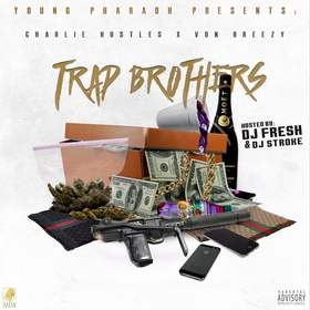 Trap Brothers Young Pharaohs front cover