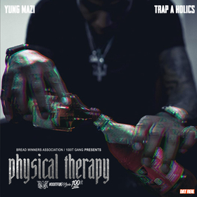 Physical Therapy Yung Mazi front cover