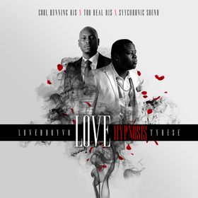 Love Hypnosis DJ Evryting Criss front cover