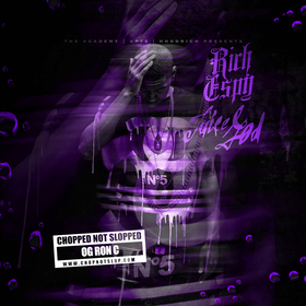 Rich Espy Juice God (Chopped Not Slopped) OgRonC & The ChopStars front cover