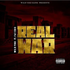 Real Wars Wild Yogi front cover