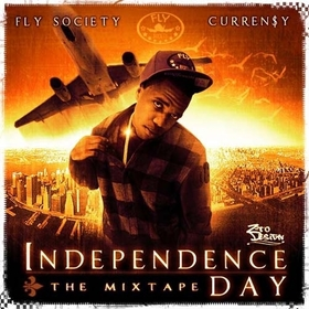 Independence Day Curren$y front cover