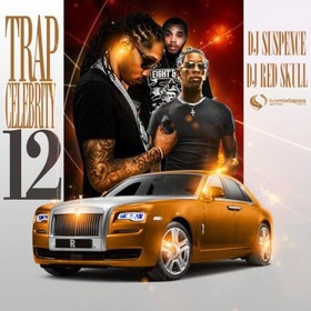 Trap Celebrity 12 DJ Suspence front cover
