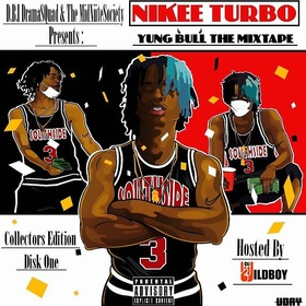 Nikee Turbo - Yung Bull The Mixtape (Part 1) Heavy G front cover