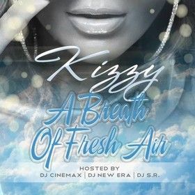 A Breath Of Fresh Air Kizzy front cover