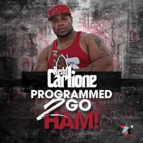 Redd Carlione - Programmed 2 Go Ham DJ Tony H front cover