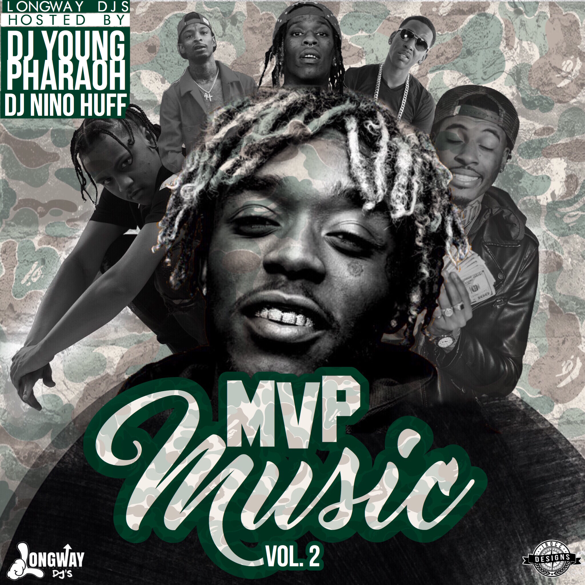DJ Young Pharaoh - MVP Music Vol. 2