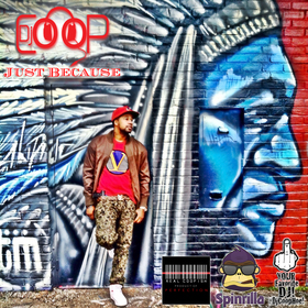 Just Because DJ Coop Hoe front cover