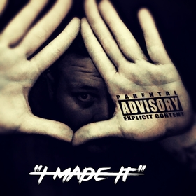 """I Made It"" Lil MaN front cover"