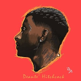 GOOD Deante' Hitchcock front cover