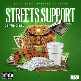 Streets Support Dirty Glove Bastard front cover