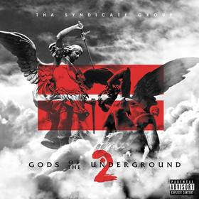 Gods Of The Underground Vol.2 DJ Infamous front cover