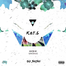 King Of The Spring 2016 DJ SaySay front cover