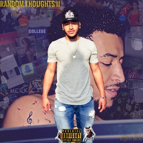 Random Thoughts II Elijah Cain front cover