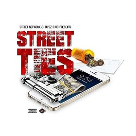 Street Ties Dj E-Dub front cover