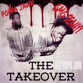 The Takeover GMG Seanyy front cover