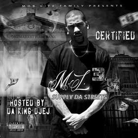 Mob Life 3.5 (Supply Da Streets) Certified MOB front cover