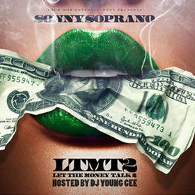 Sonny Soprano- LTMT2 Hosted By Dj Young Cee Dj Young Cee front cover