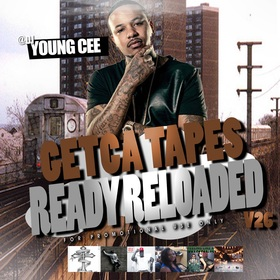 Dj young Cee- Getcha Tapes Ready Reloaded VOL 26 Dj Young Cee front cover