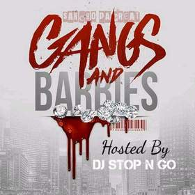 Gangs And Barbies Sancho Da Great  front cover
